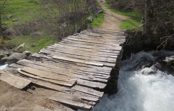 Cascada del Molí del Salt desde Viliella 1