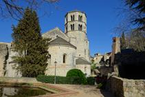 Monasterio de Sant Pere de Galligants.