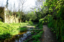 Río Galligants.