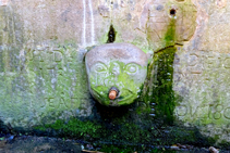 Fuente del Bisbe.