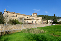Monasterio de Sant Daniel.