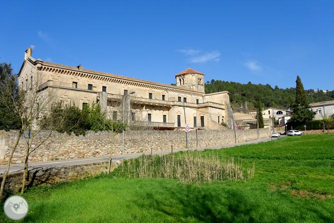 El castillo de Sant Miquel desde Gerona 1