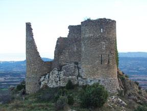 Castillo de Orcau