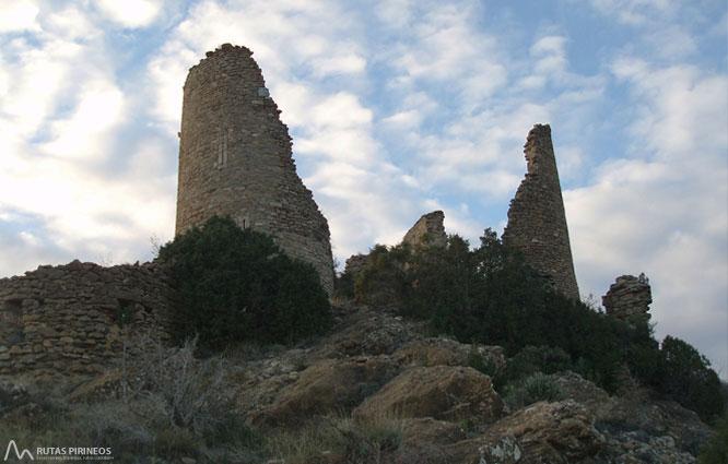 Castillo de Orcau 1