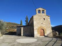 Iglesia de Sant Miquel de la Vall.