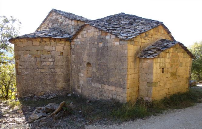Castillo de Sant Gervàs 1