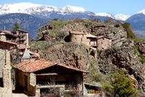 El bonito pueblo de Querforadat.