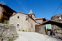 Iglesia del Querforadat.