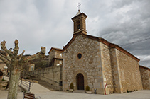 Iglesia de Sant Corneli.