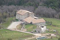 Ermita de Sant Climent de Vallcebre.
