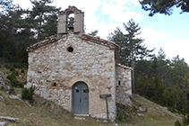 Ermita de Santa Magdalena.