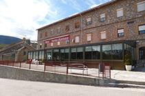 Restaurante Santa Bárbara.