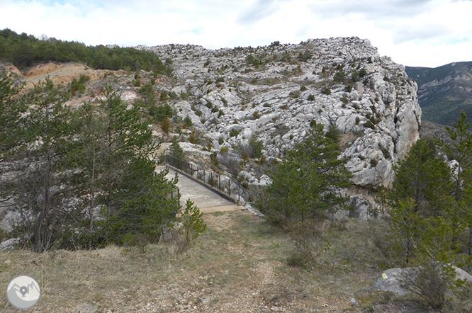 Ruta circular por los Cingles de Vallcebre 1