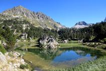 Lago Clòto de Baish.