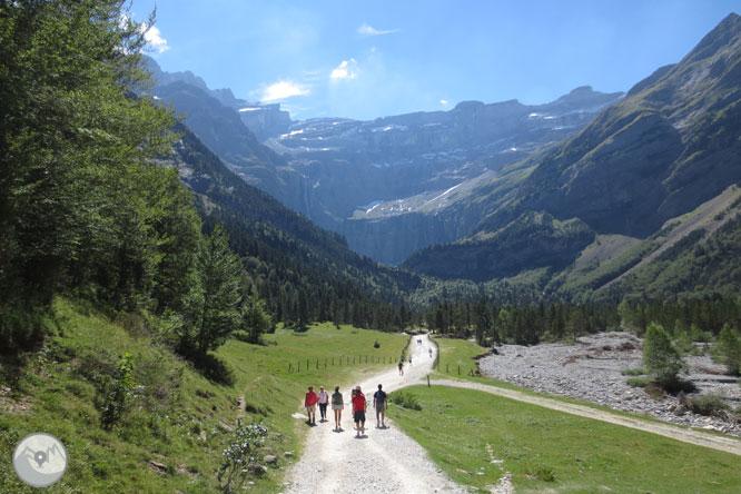 Circo de Gavarnie y la Gran Cascada 1