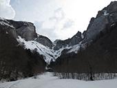 Circular por la cabecera del valle de Aspe desde Sansanet