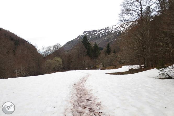 Circular por la cabecera del valle de Aspe desde Sansanet 1