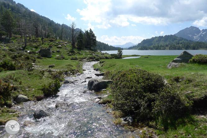 Ruta circular por los lagos de Néouvielle 1
