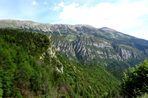 Sierra Pedregosa y Comabona.