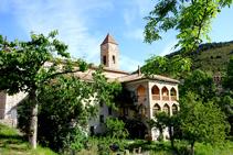 Santa Maria de Gósol.