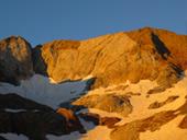Picos del Infierno (3.073m-3.082m-3.076m) desde el balneario de Panticosa