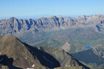 Sierra de la Partacua (Peña Telera).