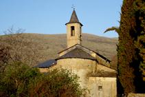 Iglesia de Enviny.