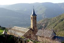 Iglesia de Montardit de Dalt.