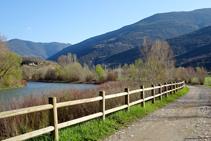 Camino de Les Vernedes.