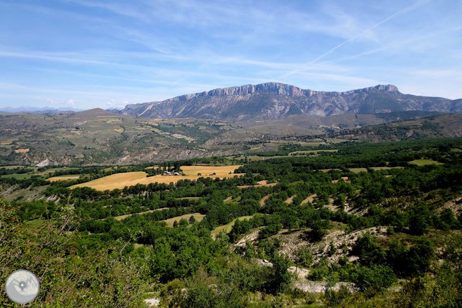 Ruta circular por la Terreta desde Sapeira 1