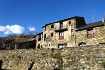 Casas del Serrat.