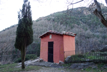 Oratorio de Sant Cristòfol.