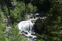 Cascada de Arripas.