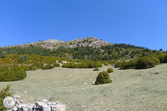 Costa Pubilla o Pla de Pujalts (2.056m) en el Montgrony 1