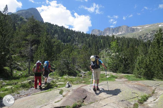 Posets (3.375m) por la cresta de Espadas 1
