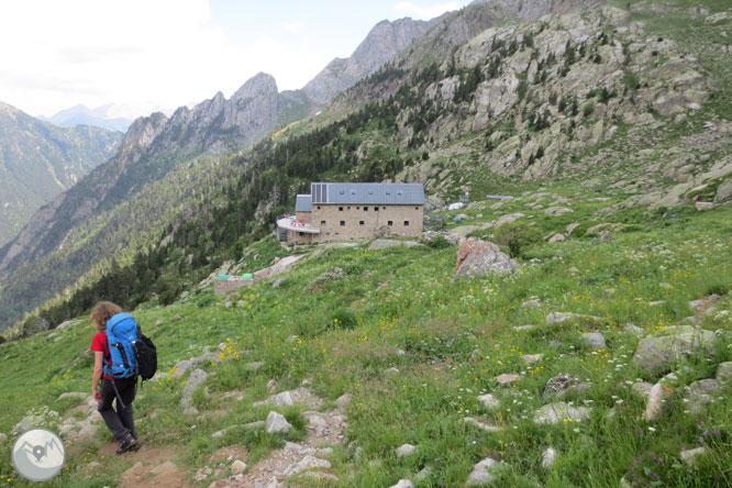 Posets (3.375m) por la cresta de Espadas 2