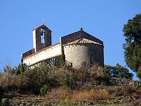 De Sadernes a Santa B�rbara en la Alta Garrotxa