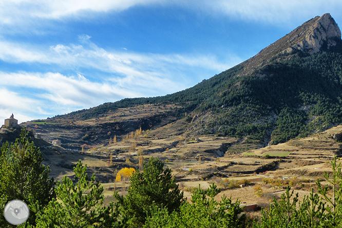 El Cadinell (2.113m) desde Josa de Cadí 1