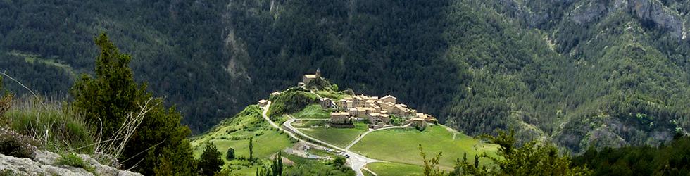 El Cadinell (2.113m) desde Josa de Cadí