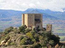 Castillo de Llordá.