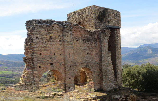 El castillo de Llordá 1