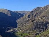El Valle de �ssua desde Sort