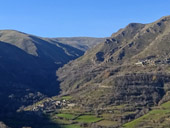 El Valle de Àssua desde Sort