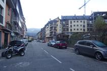 Calle Pou y Aleu.