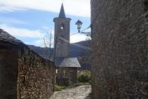 Santa Llúcia en Sorre.