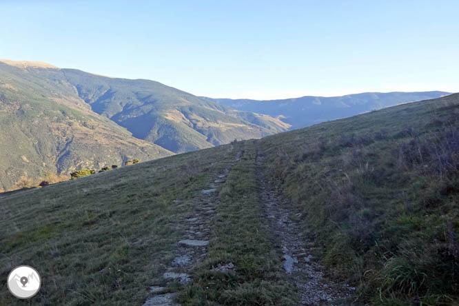 El Valle de Àssua desde Sort 1
