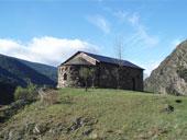 Ermita de Sant Quir en Alins