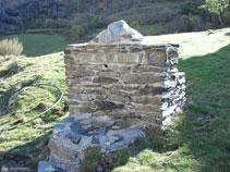 Fuente junto a la ermita