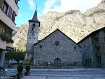 Iglesia parroquial de Sant Vicenç de Alins