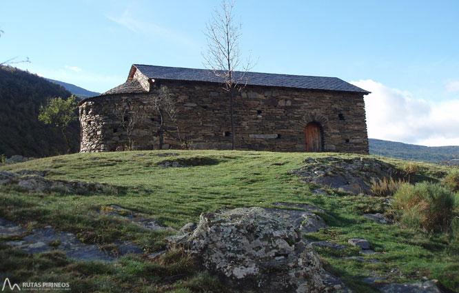 Ermita de Sant Quir en Alins 1